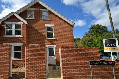 2 bedroom terraced house for sale - Charnwood Road, Salisbury, Wiltshire, SP2