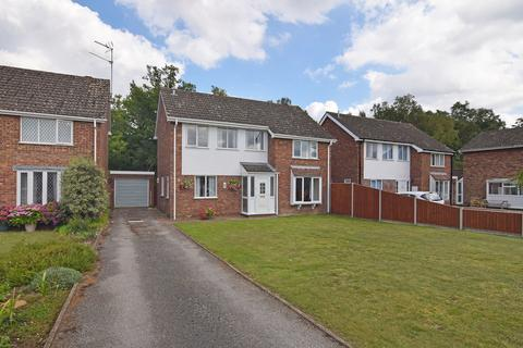 4 bedroom detached house for sale - Woodland Gardens, North Wootton