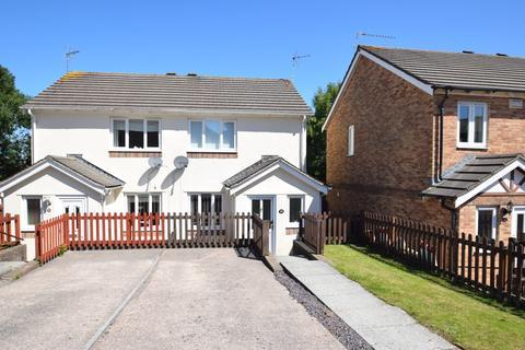 2 bedroom semi-detached house for sale - 30 Pen Llwyn, Broadlands, Bridgend, Bridgend County Borough, CF31 5AZ