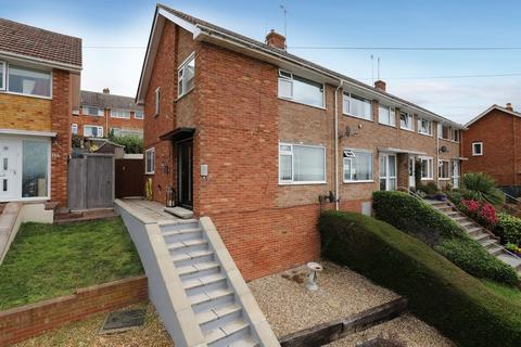 2 bedroom end of terrace house for sale - Chancellors Way, Exeter