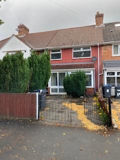 3 bedroom terraced house for sale - 12 Caldwell Road, Bordesly Green, Birmingham, B9 5TQ