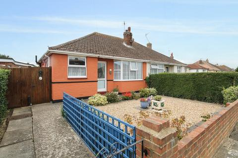 2 bedroom semi-detached bungalow for sale - Links Road, Lancing BN15 9BY