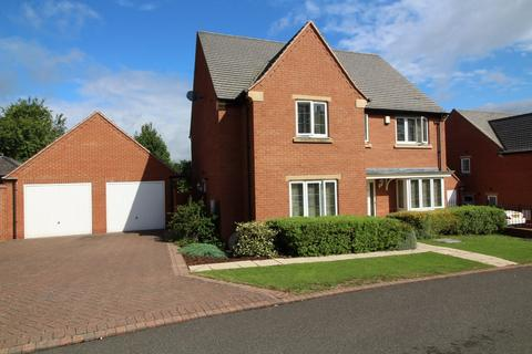 4 bedroom detached house for sale - Foden Close, Loughborough