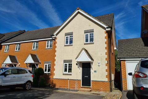 3 bedroom end of terrace house for sale - Weaver Moss, Sandhurst