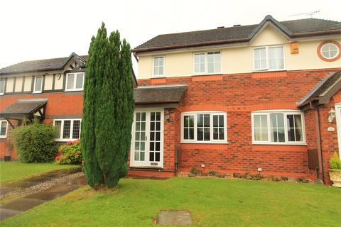 2 bedroom semi-detached house for sale - Minster Court, Wistaston, Crewe, Cheshire, CW2