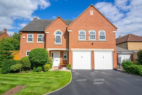 5 bedroom detached house for sale - Polebrook Close, Bradgate Heights, Leicester