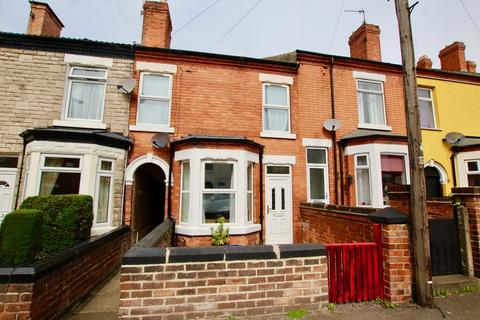 3 bedroom terraced house to rent - Queens Road North, Eastwood