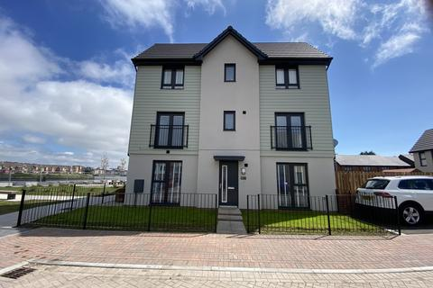 3 bedroom terraced house for sale - Rhodfa Cambo, The Quays