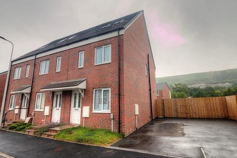 3 bedroom end of terrace house for sale - Ffordd Y Glowyr, Mountain Ash