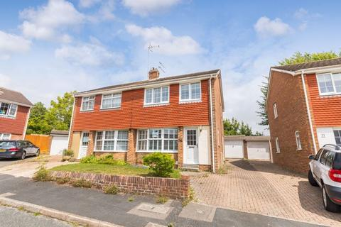 3 bedroom semi-detached house for sale - Highview Avenue North, Patcham, Brighton