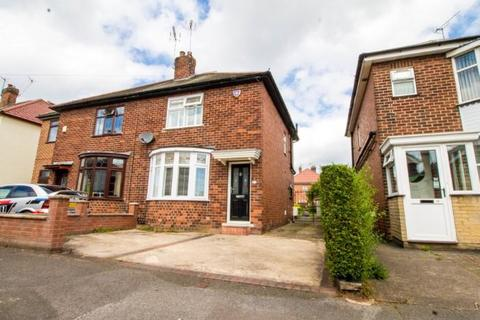 2 bedroom semi-detached house for sale - Coronation Road, Hucknall, Nottingham, NG15 7EJ