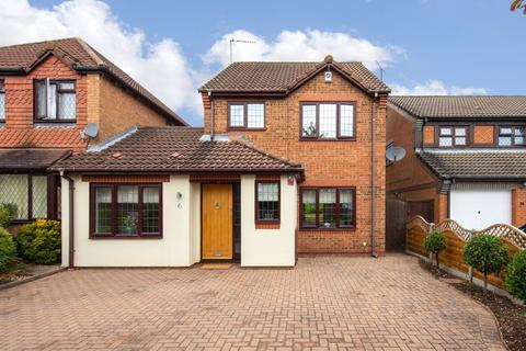 3 bedroom detached house for sale - Stunning 3 bed in Wigmore with great open plan living space...