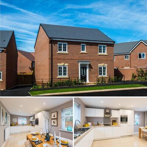4 bedroom detached house for sale - Plot 151, Longford at Hackwood Park Phase 2a, Radbourne Lane DE3