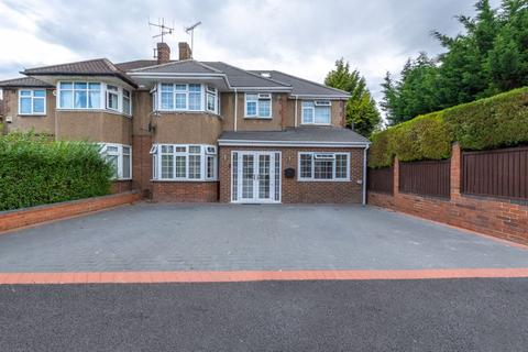 7 bedroom semi-detached house for sale - BEAUTIFUL FAMILY HOME, Stratton Gardens, Luton
