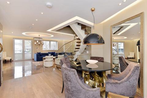 4 bedroom semi-detached house to rent - Porchester Place, Paddington London
