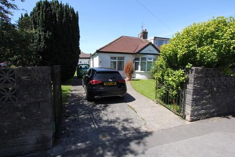 4 bedroom semi-detached bungalow for sale - Merthyr Dyfan Road, Barry