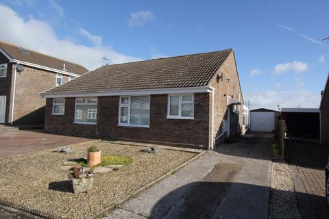2 bedroom semi-detached bungalow for sale - Smeaton Close, Rhoose