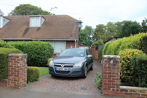 3 bedroom semi-detached bungalow for sale - FELTHAM
