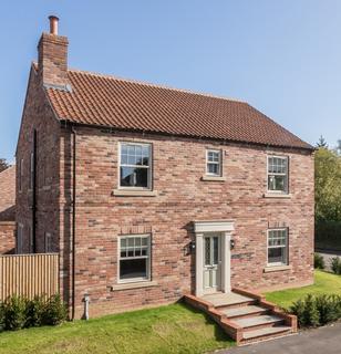 4 bedroom detached house for sale - 7 Oak Wood Drive, Kilham, Driffield, YO25