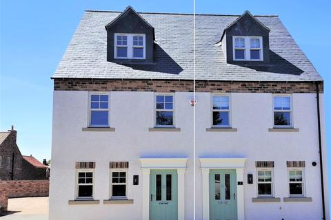 3 bedroom semi-detached house for sale - Oak Wood Drive, Kilham, Driffield, YO25