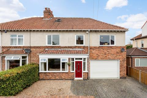 5 bedroom semi-detached house for sale - Coda Avenue, Bishopthorpe, York, YO23