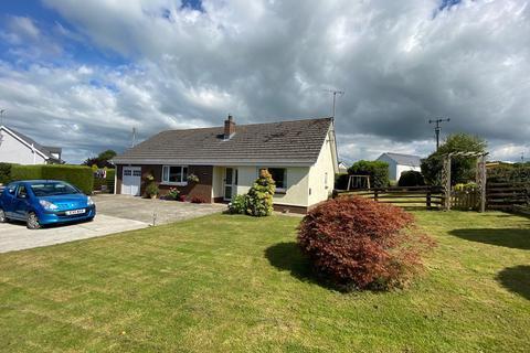 3 bedroom detached bungalow for sale - Ffostrasol, Llandysul, SA44