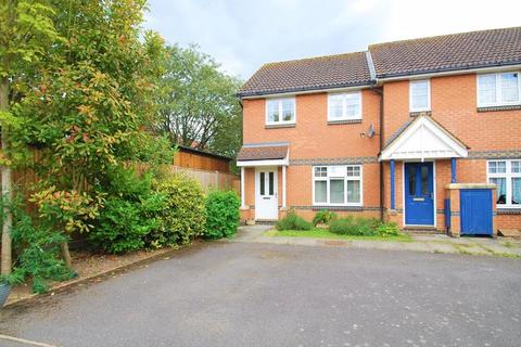 3 bedroom end of terrace house for sale - Charles Babbage Close, Chessington