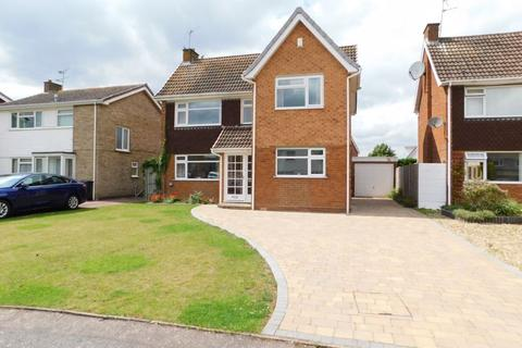 3 bedroom detached house for sale - Priory Crescent, Leicester