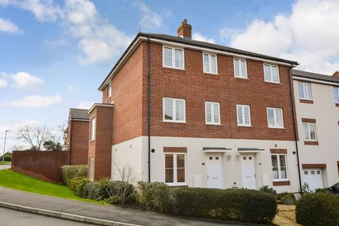 4 bedroom end of terrace house for sale - Wagstaff Way, Salisbury