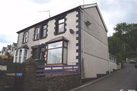 3 bedroom semi-detached house for sale - Allen Street, Caegarw