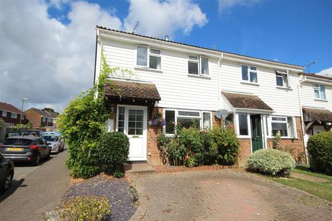 3 bedroom end of terrace house for sale - Parsonage Road, Henfield