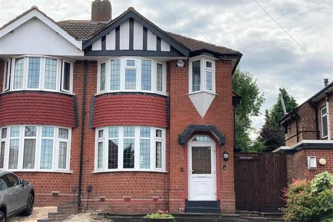 3 bedroom semi-detached house for sale - Rangoon Road, Solihull