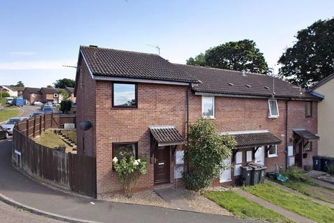 2 bedroom end of terrace house for sale - Hadrians Way, Exmouth