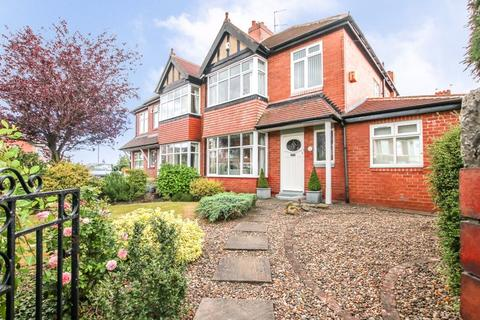 4 bedroom semi-detached house for sale - Belle Vue Avenue, Gosforth, NE3