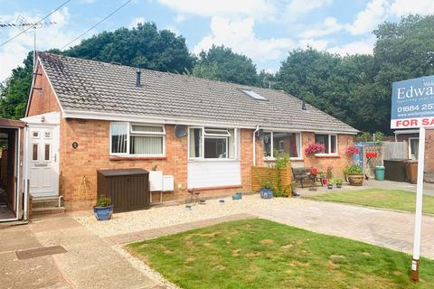 2 bedroom bungalow for sale - Harding Crescent, Tiverton, Devon