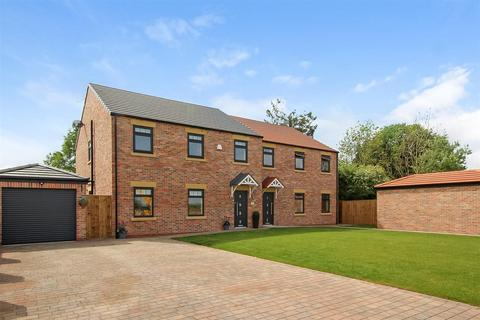 4 bedroom semi-detached house for sale - New Lane, Neasham, Darlington