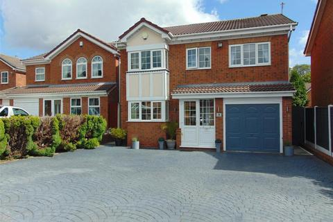 5 bedroom detached house for sale - St. Catharines Close, Walsall