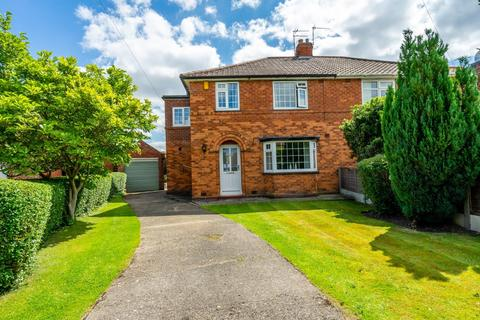 4 bedroom semi-detached house for sale - Alwyne Grove, Shipton Road, York