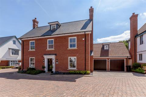 4 bedroom detached house for sale - Woodland Way, Edney Common