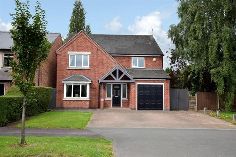 4 bedroom detached house for sale - Corden Avenue, Mickleover, Derby