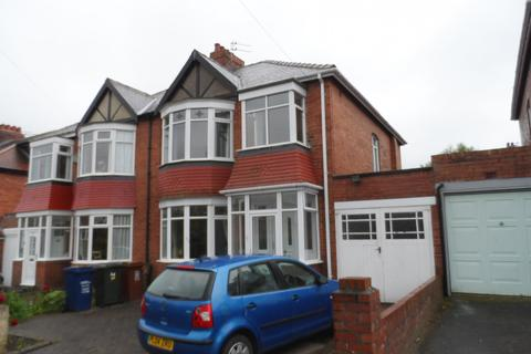3 bedroom semi-detached house to rent - Southwood Gardens, Kenton, Newcastle Upon Tyne