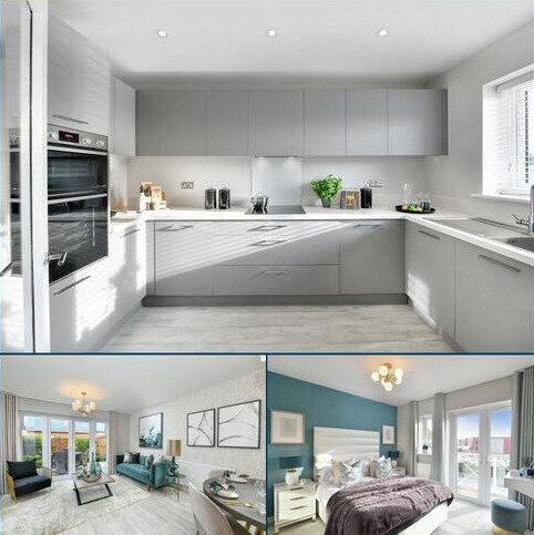 3 bedroom end of terrace house for sale - Plot 84, The Herrington at Holborough Lakes, Holborough Lakes, Manley Boulevard, Snodland ME6