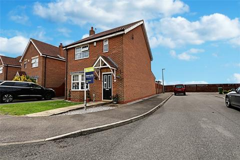 3 bedroom detached house for sale - Thorn Fields, Thorngumbald, Hull, East Yorkshire, HU12