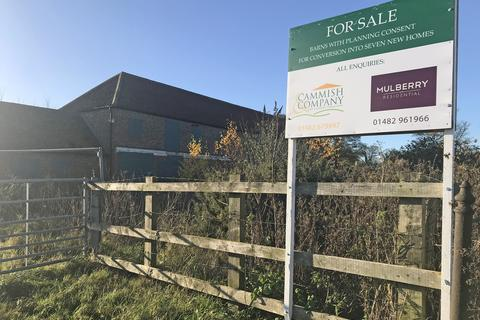 Land for sale - Land at Middle Farm, Bilton