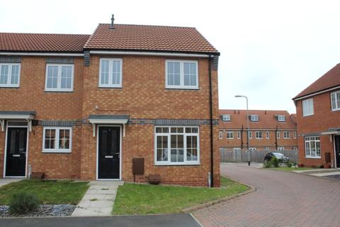2 bedroom terraced house for sale - Dahlia Place, College Gardens, Billingham, TS23