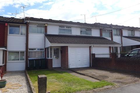 3 bedroom terraced house for sale - Dersingham Drive, Hall Green, Coventry, CV6