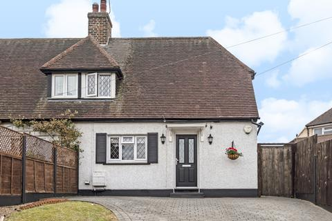 2 bedroom semi-detached house for sale - Oliver Road Swanley BR8