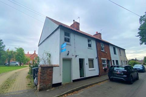 3 bedroom end of terrace house for sale - Meetinghouse Lane, Brant Broughton, Lincoln, LN5