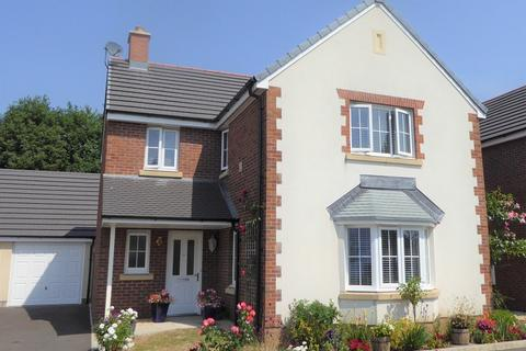 4 bedroom detached house for sale - Maes Y Cadno , Coity, Bridgend, Bridgend. CF35 6DF