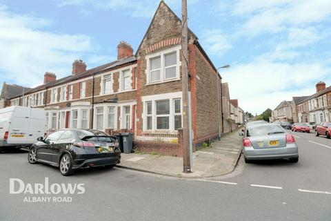 5 bedroom end of terrace house for sale - Talworth Street, Cardiff